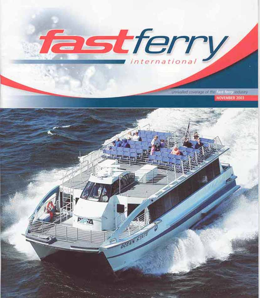Ocean State - Fast Ferry 2