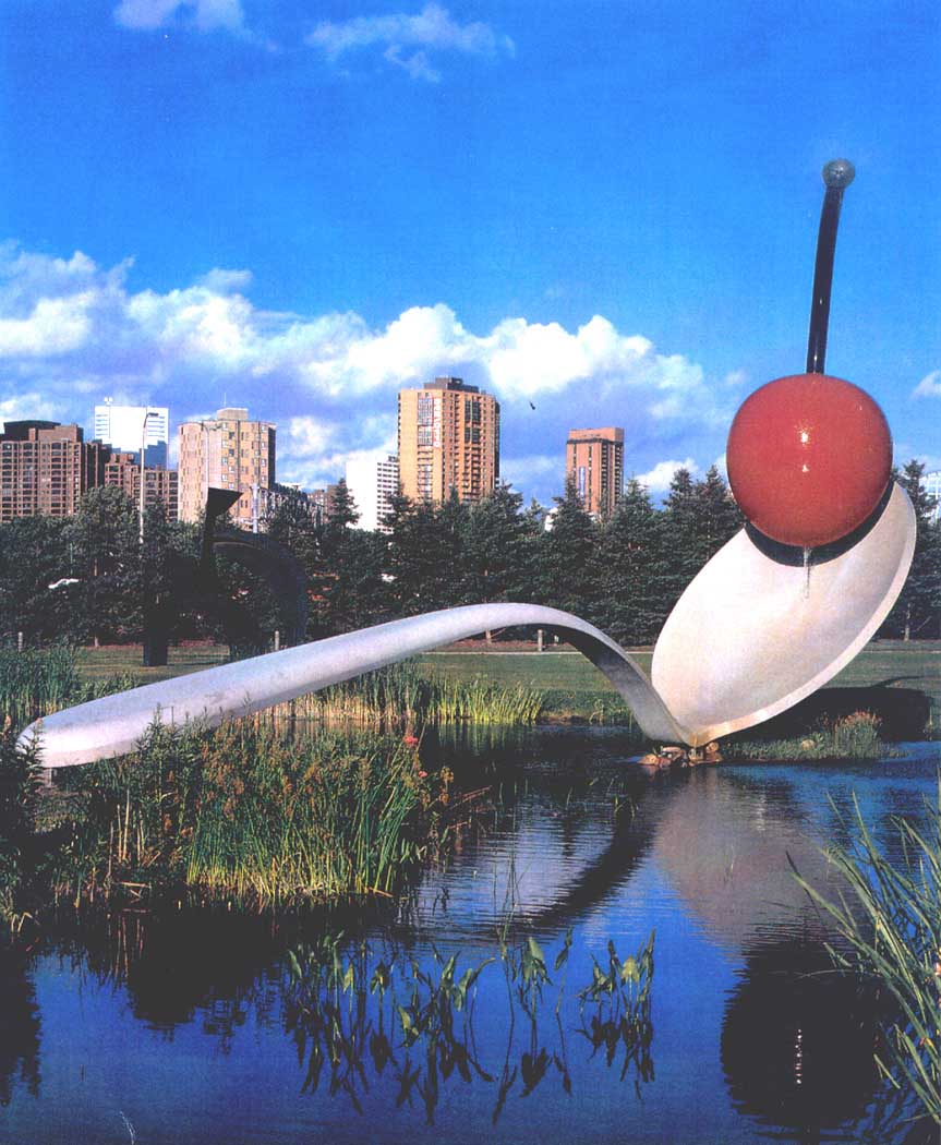 Spoon Bridge & Cherry - Oldenburg